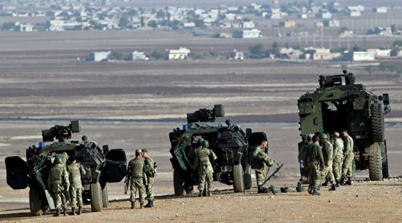 Турция и США договорились о создании центра по совместным операциям в Сирии