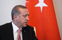 Президент Эрдоган поздравил олимпийцев Турции