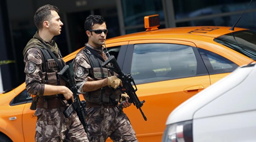 Турецкие власти задержали двух руководителей города Диярбакыр