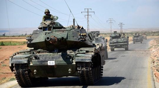 Обама призвал Эрдогана координировать усилия Турции и Ирака против ИГ