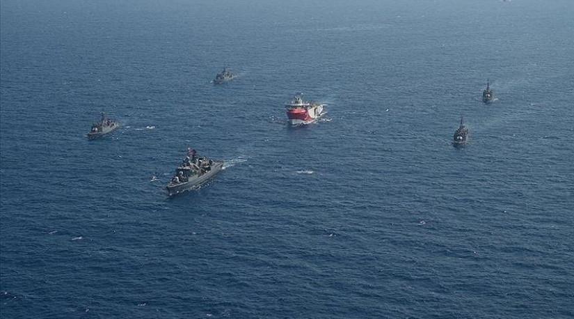 МИД Турции: Сотрудничество в Восточном Средиземноморье невозможно без Турции и Турецкого Кипра