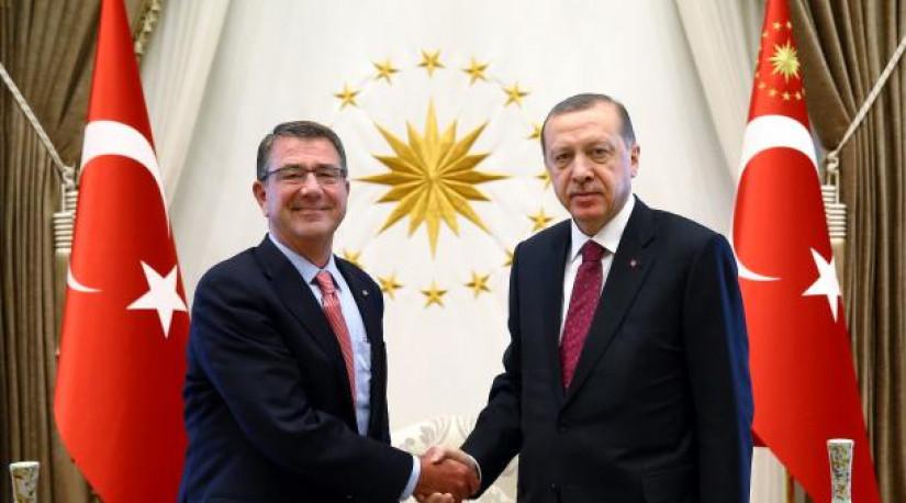 Турцию не могут не интересовать события, происходящие в регионе, в частности, в Сирии и Ираке