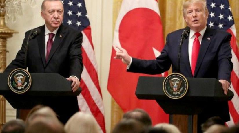 Неподдающаяся Турция и «великий передел»: США разочарованы союзником