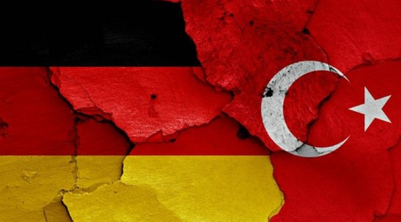 Турция направила ноту протеста Германии