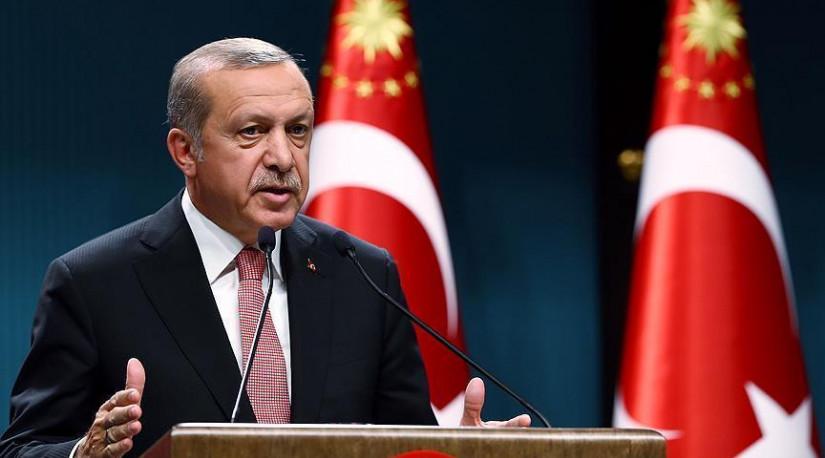 Эрдоган: США должны проявлять больше усилий в вопросе афганских беженцев