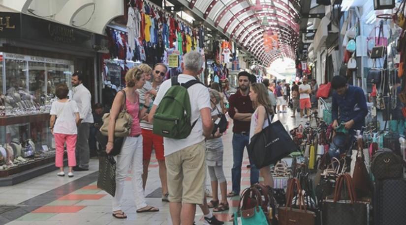 Турпоток из России в Турцию вырос с начала года на 14,5%
