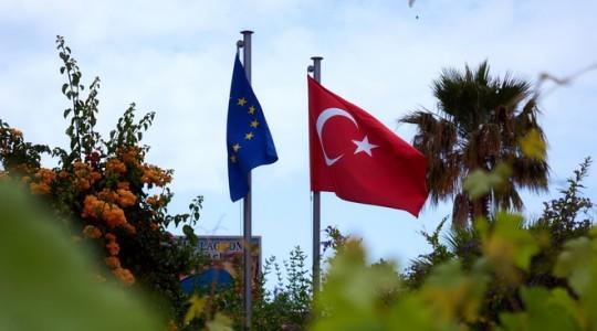 Турция и ЕС на пороге либерализации визового режима