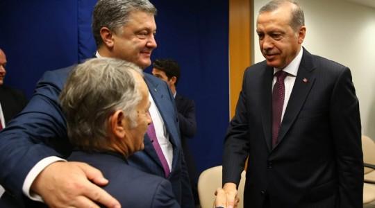 Турция поддерживает украинские претензии к РФ по Крыму - Эрдоган