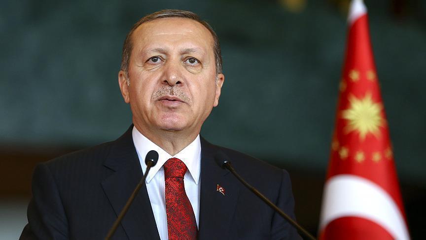 Эрдоган: Турция укрепляет оборонную мощь
