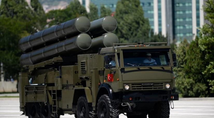 Турция получит С-400 в 2019-м, поставки Саудовской Аравии обсуждаются