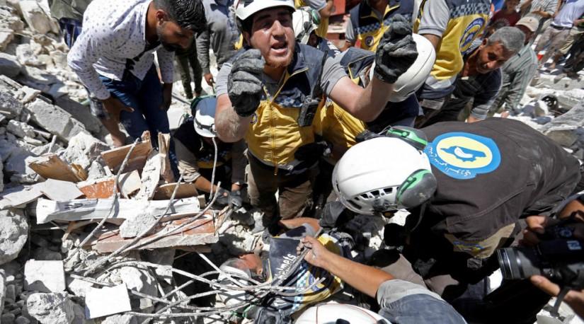 Турция возложила на Россию ответственность за атаку и гибель людей в сирийском Идлибе