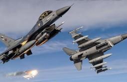 Самолеты ВВС Турции нанесли удары по 3 целям ДАИШ в Сирии