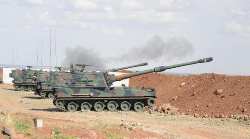 Сирия потребовала от Турции немедленного вывода войск