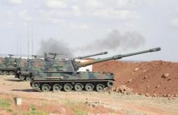 В рамках операции «Щит Евфрата» ВС Турции нанесли удары по 67 объектам ДАИШ