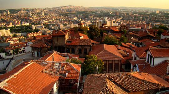 В Анкаре на месяц запретили митинги и шествия