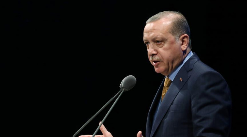 Президент Эрдоган поздравил турецких тяжелоатлетов с победой на ЧЕ