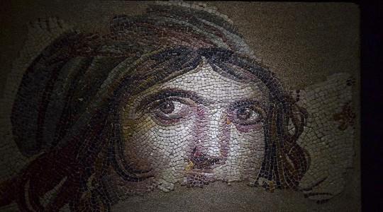 США вернули Турции 12 фрагментов античной мозаики