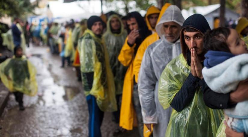 Бесконечный поток беженцев испытывает толерантность граждан Турции