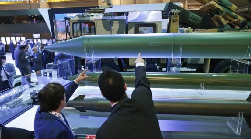 Турция впервые испытала баллистические ракеты собственного производства