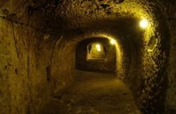 Турция открывает для посещения туристами подземные города первых христиан