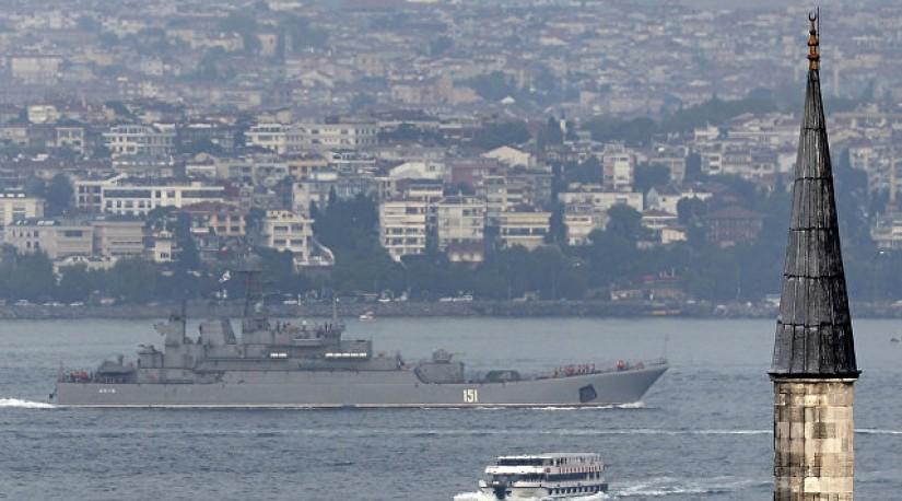 Турция испугана перспективой столкновения с «ЧВК Вагнера»