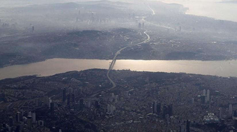 Турция закрыла Босфор из-за тумана