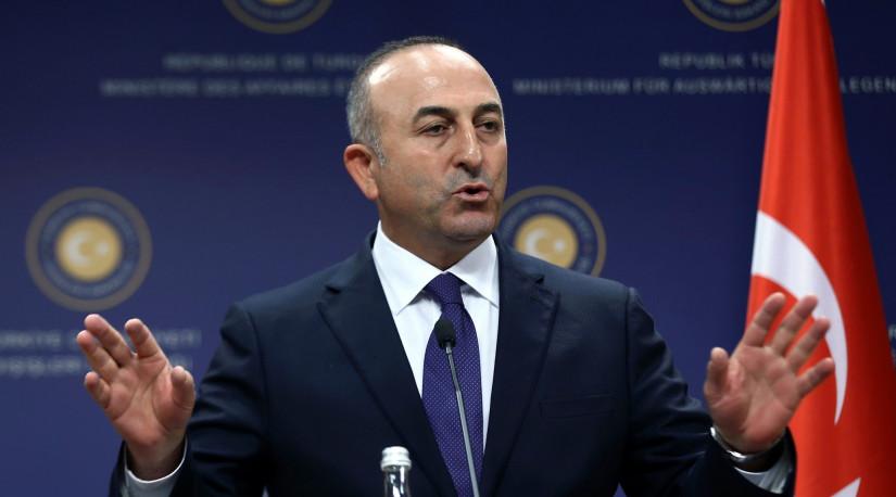 Турция решительно осудила попытку госпереворота в Армении