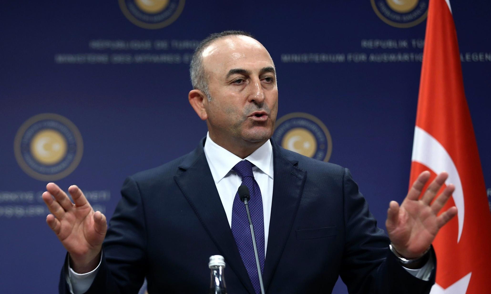 Глава МИД Турции назвал приобретение Анкарой российских С-400 необходимостью