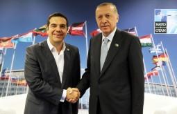 В Брюсселе прошли переговоры Эрдогана и Ципраса