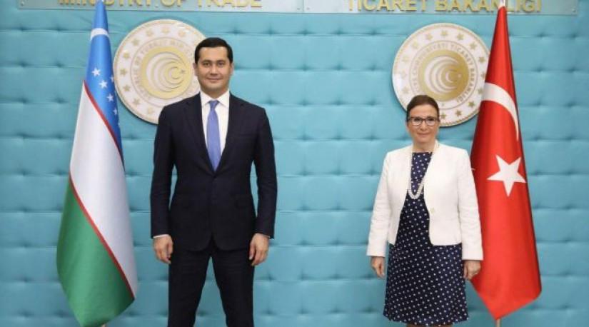 Узбекистан и Турция договорились нарастить товарооборот до $ 5 млрд