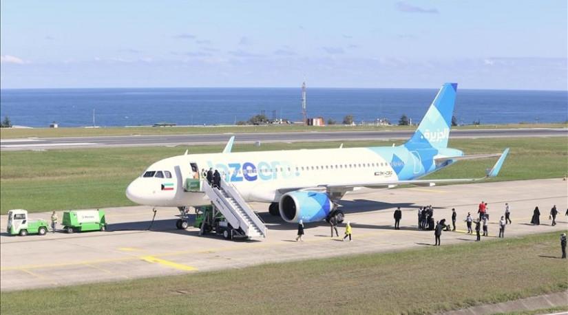 Самолет экстренно приземлился в Трабзоне после сообщений о бомбе