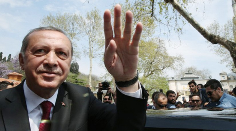 Эрдоган заявил об