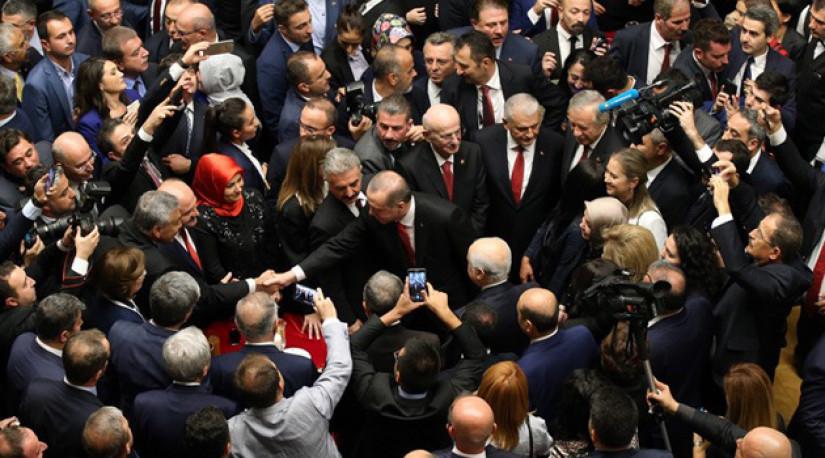 Турция продолжит вклад в глобальный мир и справедливость