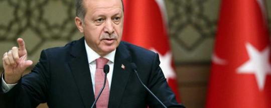 Эрдоган подтвердил возможность Турции провести военную операцию в Ираке