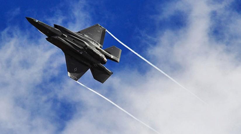 Конкурент F-35: Турция показала макет истребителя пятого поколения