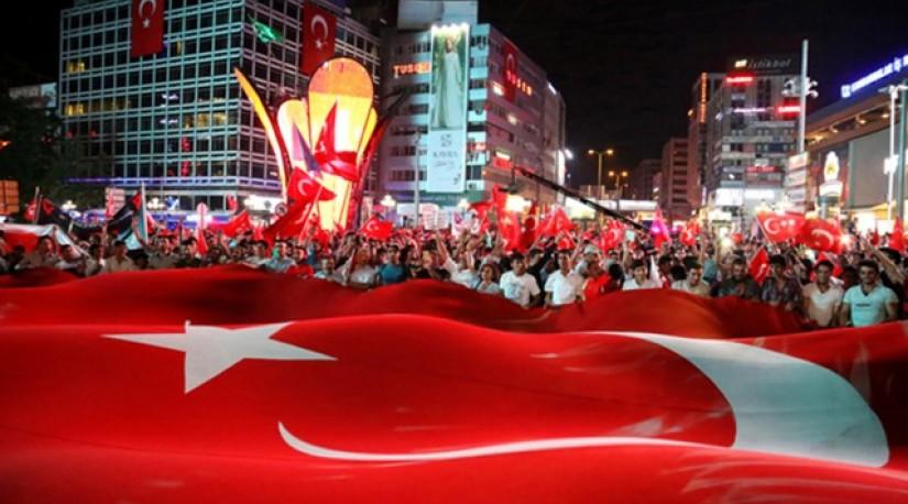 Турция хочет получить компенсацию ущерба от мятежа