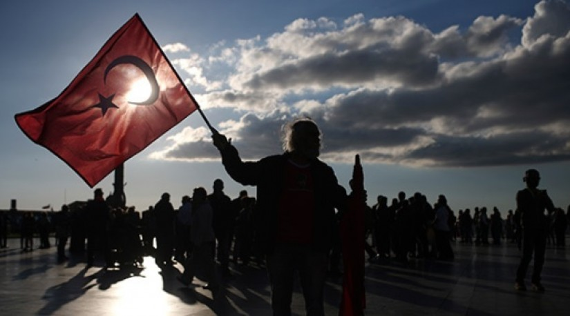 «Захватническая карта»: на что претендует Турция
