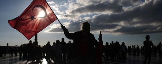 Турция поблагодарила Россию за поддержку во время попытки госпереворота