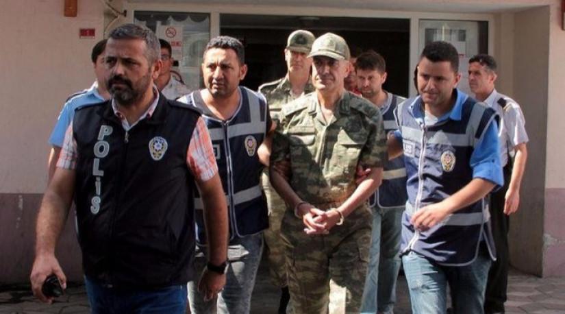 Заключённый в тюрьму бригадный генерал скончался в госпитале в Анкаре