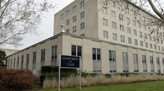 Госдеп заявил, что Турция еще удерживает под стражей двух сотрудников дипмиссий США