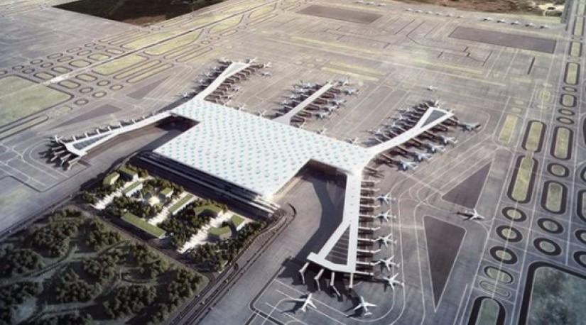 Эрдоган открыл в Турции самый крупный аэропорт в мире