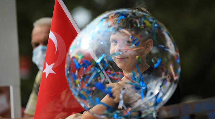 Турция разрешила въезд без ПЦР-теста детям до 12 лет
