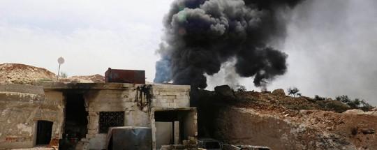 Турция создает новый наблюдательный пункт в сирийском Идлибе