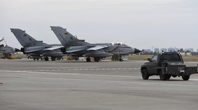 Турция и НАТО обсудят использование базы Инджирлик в возможной операции в Сирии