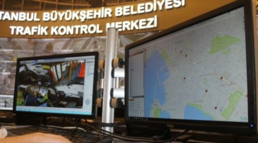 В стамбульских микроавтобусах ввели видеонаблюдение