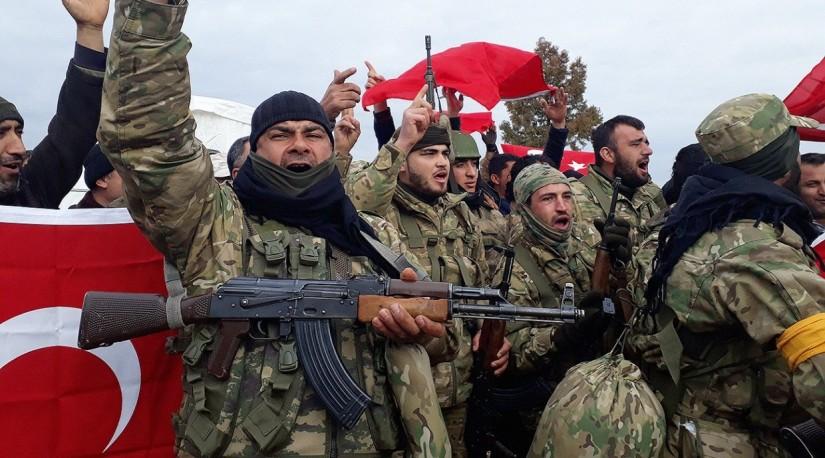 Турция намерена уничтожить плотину в Африне — курды SDF