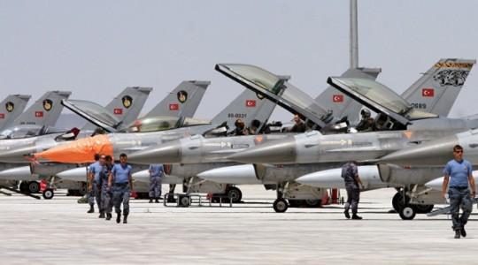 Турция разрешила немецким депутатам посетить авиабазу «Конья»