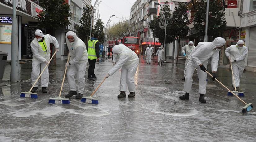 Минздрав Турции: Пик пандемии в стране пройден