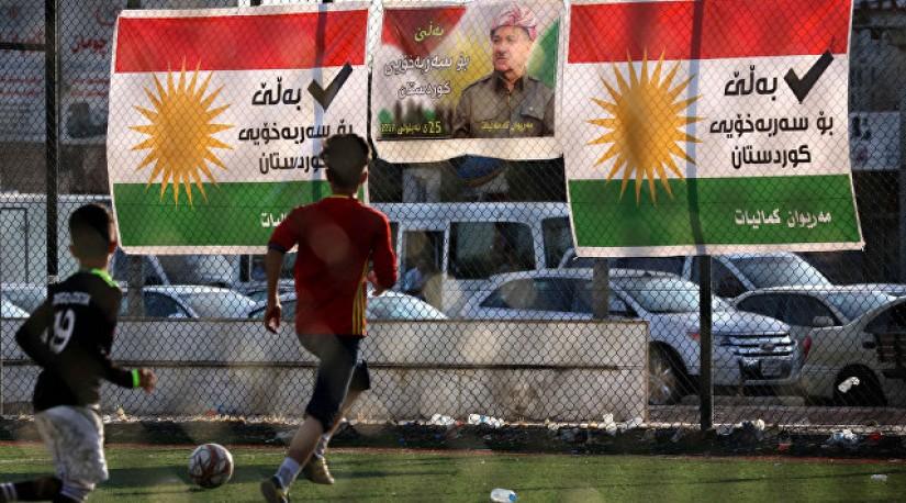 Турция пригрозила Сирии конфликтом в случае защиты курдов