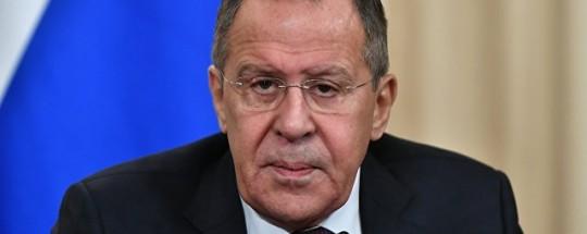 Лавров: Россия и Турция подтвердили соблюдение территориальной целостности Сирии